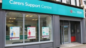 Save the Carers Support Centre - stop the planning application!